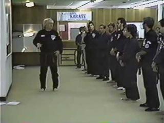 Ed Parker 1990 Kenpo Camp - Tape 2 (Эд Паркер, лагерь Кенпо 1990 год)