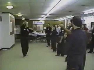 Ed Parker 1990 Kenpo Camp - Tape 5 (Эд Паркер, лагерь Кенпо 1990 год - 5 часть)