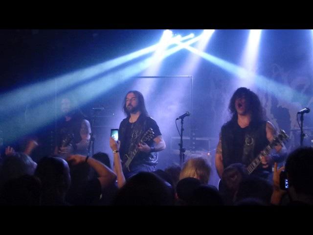 Rotting Christ - Κατά Τον Δαίμονα Εαυτού (Katá ton Daímona Eaf̱toú) (live in Weinheim)