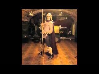 Секси Шредер дэнс (sexy Shredder dance) TMNT