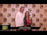 Wentworth Miller (Prison Break) at San Diego Comic-Con 2016