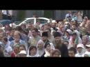 КРЕСТНЫЙ ХОД В КИЕВЕ БЕСКОНЕЧНОЕ МОРЕ ЛЮДЕЙ ТАКОГО КИЕВ ЕЩЕ НЕ ВИДЕЛ 27 07 16