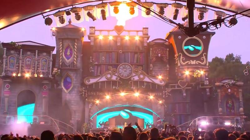 Tomorrowland 2015 _ Gaiser