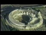 Захватывающие видео сноса башен и стадионов