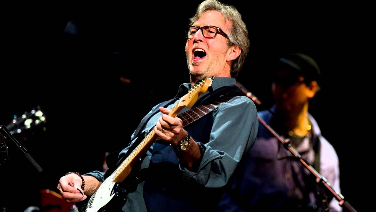 Музыкант Эрик Клэптон продал свою гитару, чтобы оплатить лечение жены друга