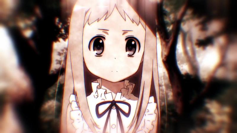 Dear God ♫ AMV клип по аниме Невиданный цветок