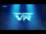The Playroom VR  Cat and Mouse  - Paris Games Week 2015 Gameplay Footage   PlayStation VR