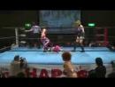 2. Bambi Koharu Hinata vs. Kaori Yoneyama Hatsuhinode Kamen (KAIENTAI Dojo)