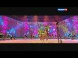 Выступление Башировой Камиллы на Фестивале детской художественной гимнастики «Алина-2016»