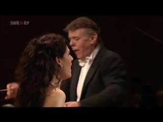 Richard Strauß. Vier letzte Lieder. Anja Harteros, Mariss Jansons