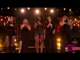Fifth Harmony чувственно исполнили песню Meghan Trainor