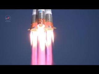 Первый пуск с космодрома ВОСТОЧНЫЙ!