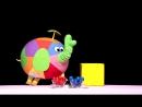 Мультики для самых маленьких Что это, Мойа Развивающий мультик, 22 серия. Цвета для детей кукольный театр