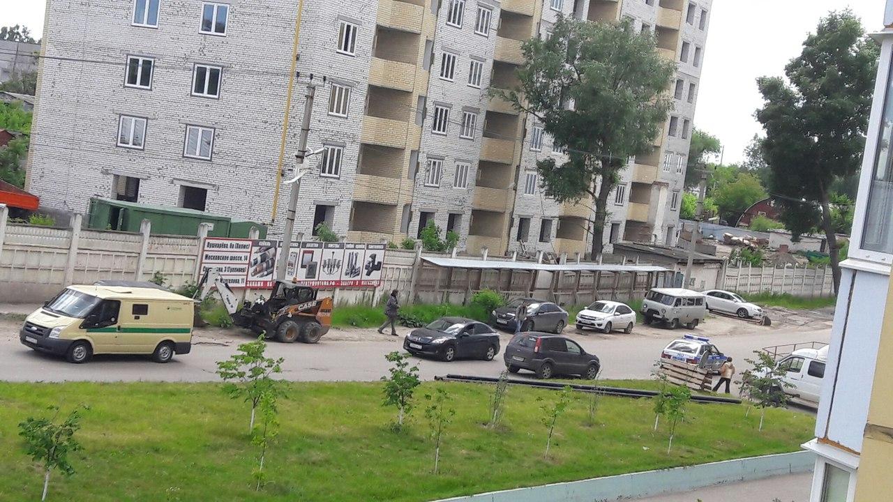 В Ульяновске целый микрорайон остался без света, фото-1
