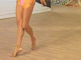 Утренняя гимнастика с Екатериной Серебрянской _ЛАТИНО_танцевальная разминка  (8)