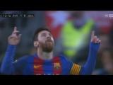 Лионель Месси  Супер гол у ворота Осасуна - 26.04.2017 - Барселона - Осасуна