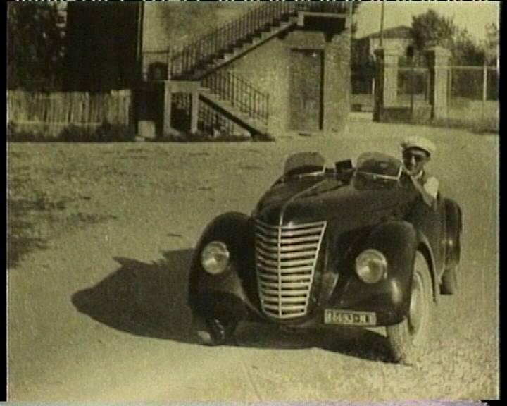 Fiat Topolino 1946