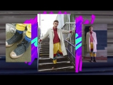 Twitter Converse: .maisie_williams and ollyyears sport 90's inspired looks. #ForeverChuck