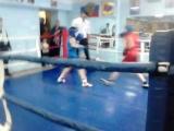 Эмин победа) соперник на 3 года старше и на 5 кг тяжелее)))