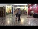 Танго-лаборатория 1.08.2016 - болео, планео, ганчо (Михаил Чудин - Эльвира Кашкарова, урок аргентинское танго)