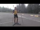 8 часть, смешанная эстафета,Чемпионат Украины по летнему биатлону среди юниоров и юниорок- 06.08.2016,Тысовец