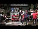 Hunters (BY) vs Depils Originals (LV) / 1/4 final / Vilnius Street Battle (2013)