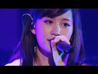 Atsuko Maeda Flower (07) [1st Live Seventh Chord, Zepp Tokyo, 03.04.2014]
