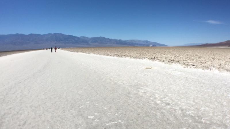 Долина смерти. Bad water