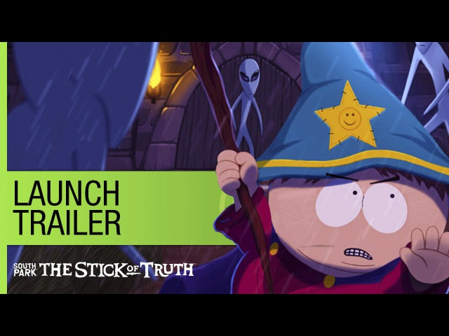 South Park The Stick of Truth Launch Trailer [North America]