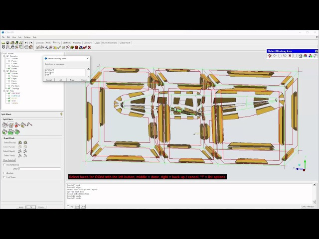 ANSYS ICEM CFD: Free Block Decomposition