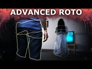 Advanced Rotoscoping in After Effects with mocha AE