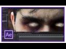 Zombie Eye Effect in After Effects - TUTORIAL