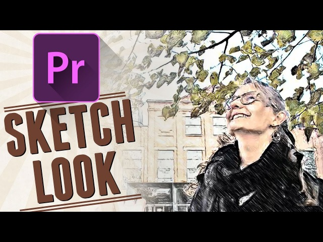 Create a Sketch Video look in Premiere Pro | Cinecom.net