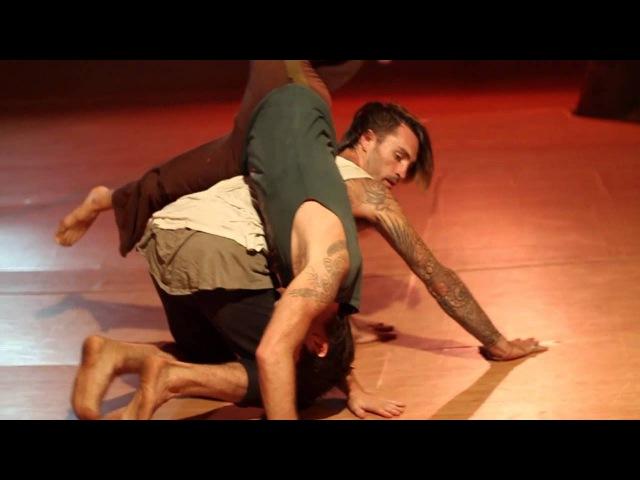 Declan Athos ~ Contact Dance Improvisation