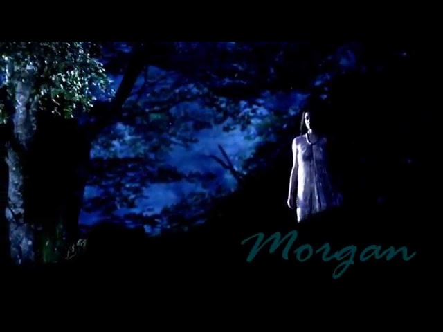 Morgan and Guy [Robin Hood/Camelot crossover]