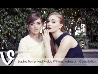 Sophie Turner Vine