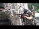Ukraine War - Ukrainian Paramilitary In Heavy Intense Clashes And Firefights In Mariupol