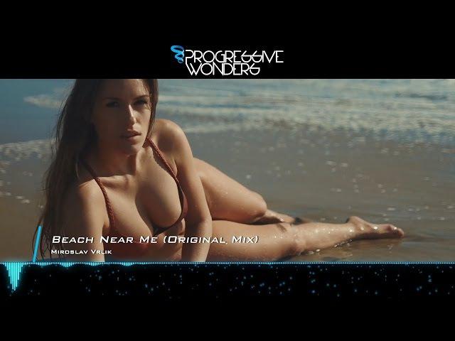 Miroslav Vrlik - Beach Near Me (Original Mix) [Music Video] [Midnight Coast]