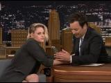 Kristen Stewart, Jimmy Fallon Video Talks Cafe Society On Tonight Show