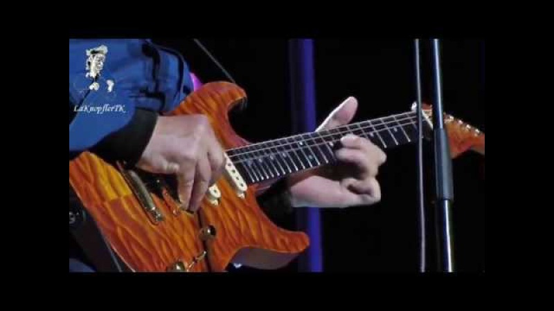 AMAZING Mark Knopfler - Telegraph Road (Sevilla 26.07.2015)