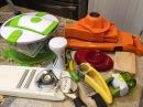 № 3 КУХОННЫЕ ПОМОЩНИКИ ( гаджеты) для нарезки салатов, овощей и фруктов