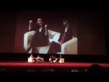 Placebo Alt Russia. interview. Middle part (fan video)