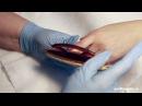 Запечатывание натуральных ногтей кремом CUTICLE BUTTER Impuls