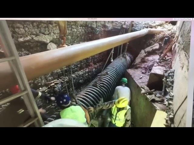 Obras clandestinas no estádio de Itaquera