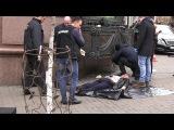 18+ ФАН публикует уникальное видео с места убийства Дениса Вороненкова в Киеве