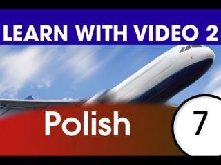 Learn Polish with Video - Getting Around Using Polish