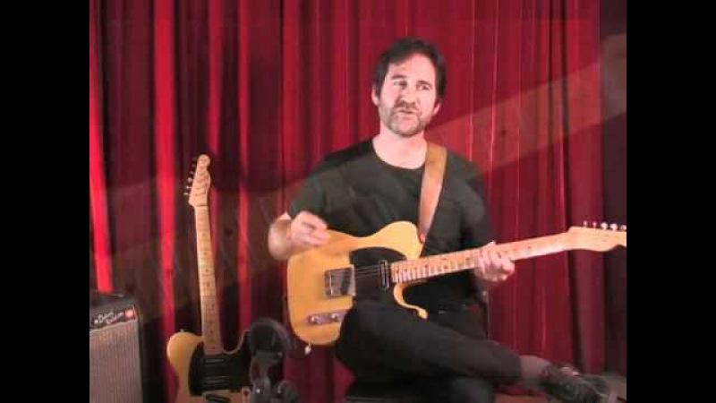 Tim Lerch Blues Lessson 1