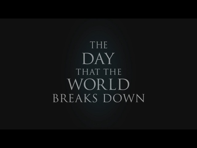 Ayreon - The Day That The World Breaks Down