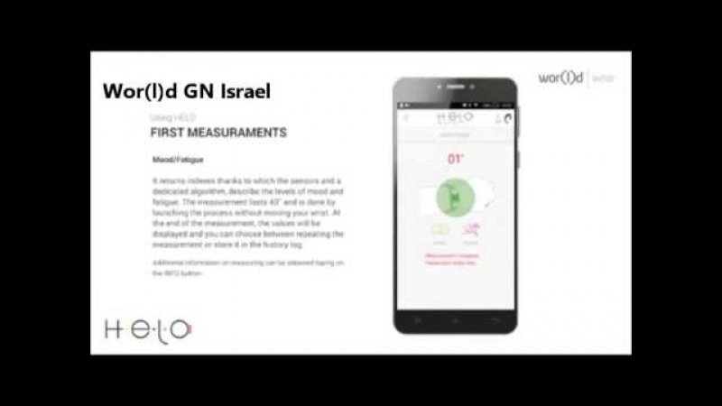 Работа с приложением HELO от Wor(l)d.Work with the application HELO