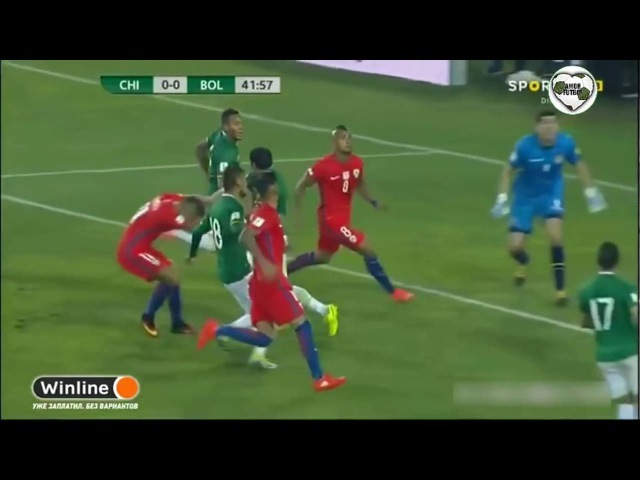Chile vs Bolivia 0-0 Resumen Highlights 2018 FIFA World Cup Qualifiers 06 09 2016